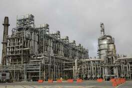 An older Chevron Phillips Chemical unit at Cedar Bayou Plant on Tuesday, Dec. 18, 2018, in Baytown.