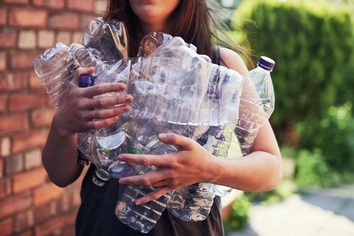 Recycling of plastic bottles declined last year, according to an industry report.