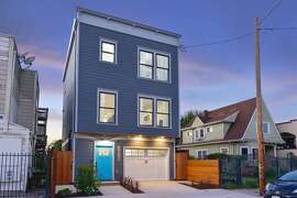 1415 Peralta St. in Oakland is an energy efficient three-bedroom, three-and-a-half bathroom with nearly 1,800 square feet of living space.