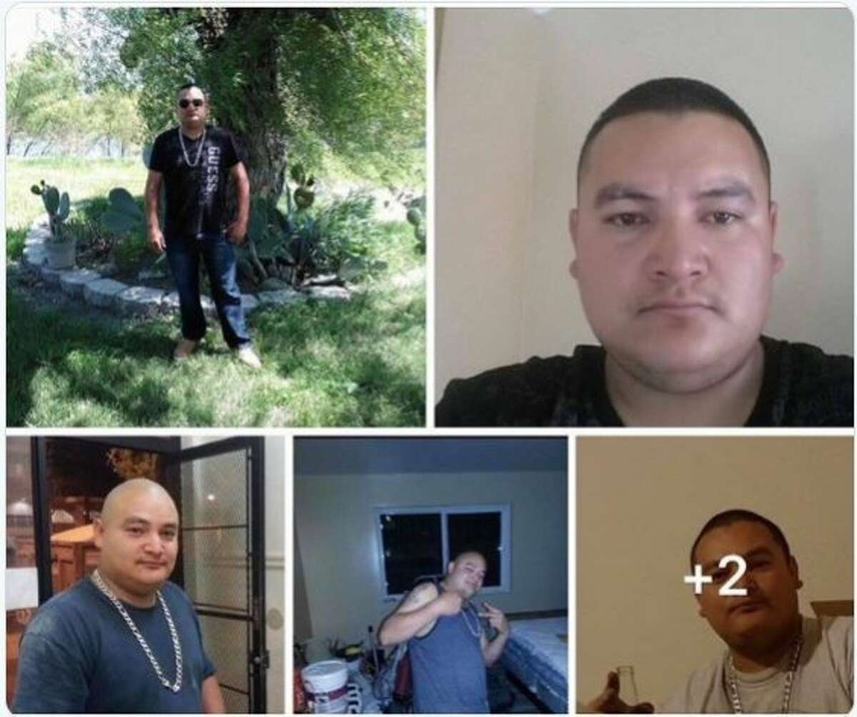 Stanislaus County sheriff's officials released new photos of the suspect in the killing of a Newman police officer. They still have not named the man.