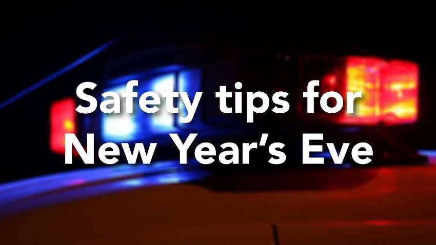 Local and state police officers and Connecticut are offering tips on how to celebrate New Year's Eve safely. Click through the slideshow to find out how to ring in the New Year on the safe side.