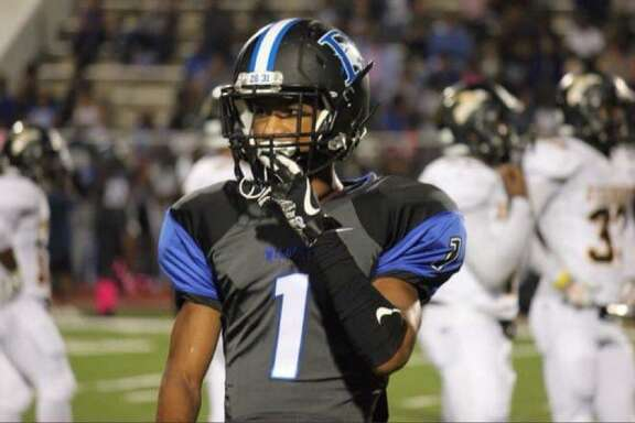 Dekaney senior Marcus Banks was named a unanimous 2018 District 16-6A first team defensive cornerback.