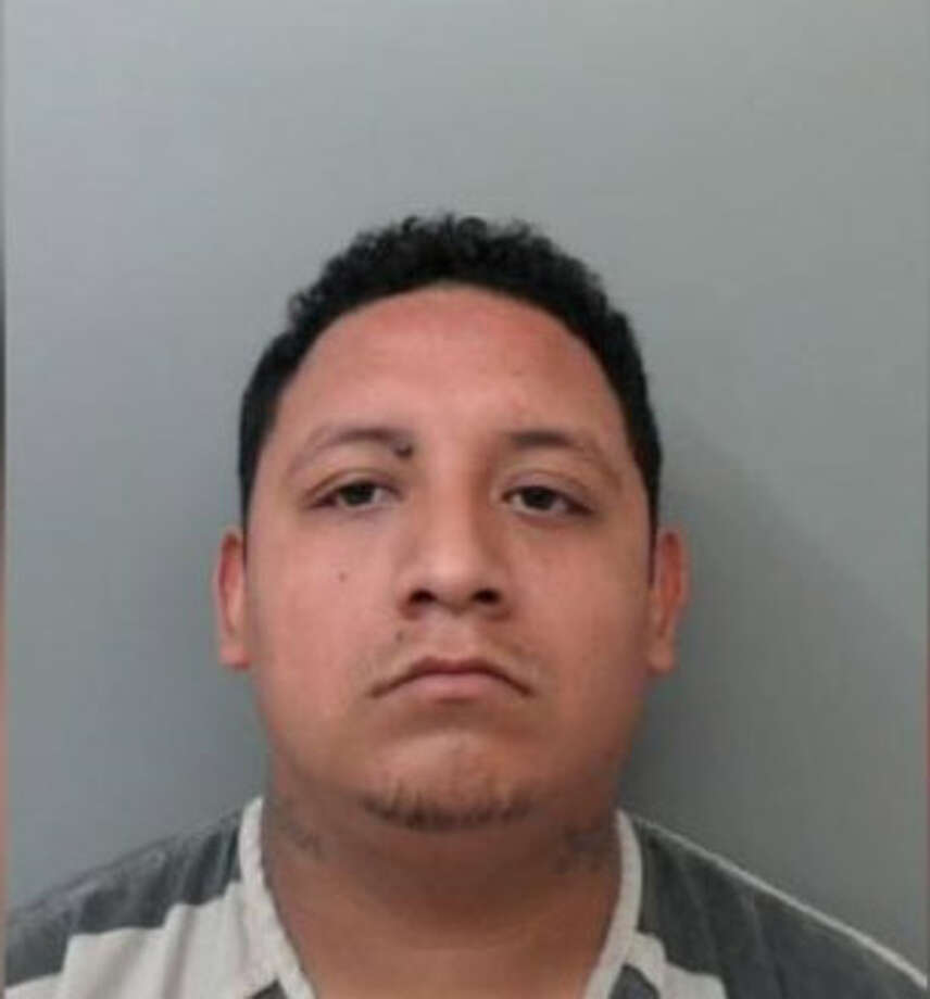 Martin Rojas, 25, was charged with aggravated assault with a deadly weapon. Photo: Webb County Sheriff's Office