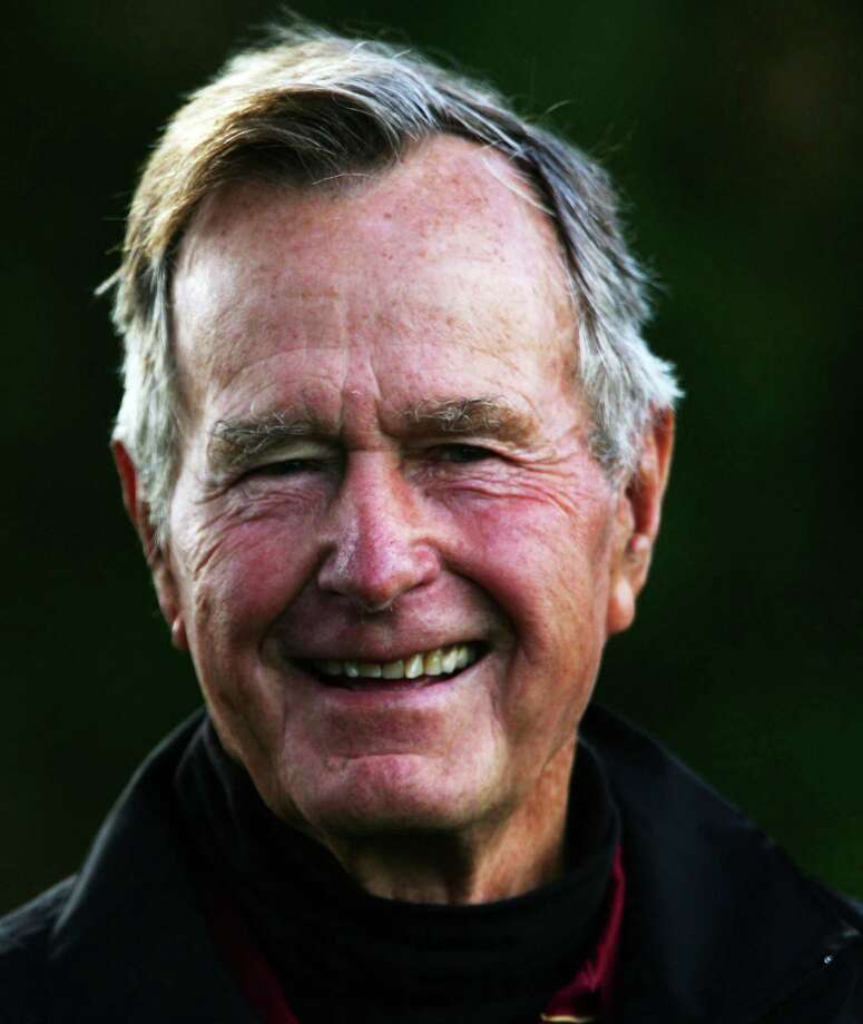 Houston — George H.W. Bush