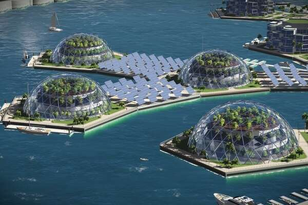 """Floating """"nano nations"""" may be on the horizon as part of the emergence of seasteading, or creating self-sustaining human habitats on the ocean."""
