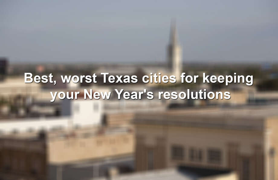 Keep scrolling to see which Texas cities are the best - and worse - to keep your New Year's Resolutions, according to WalletHub.  Photo: Robert Daemmrich Photography Inc/Corbis Via Getty Images