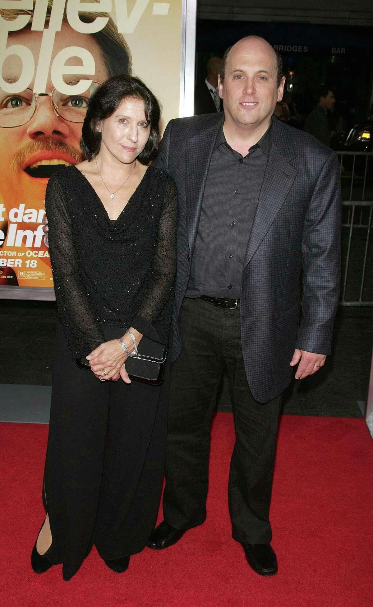 Writer Kurt Eichenwald and wifeTheresa Pearse.