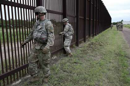 Troops pulled from border