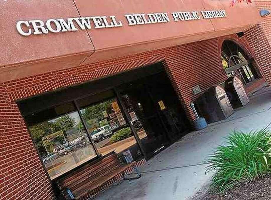 Cromwell Belden Public Library Photo: File Photo