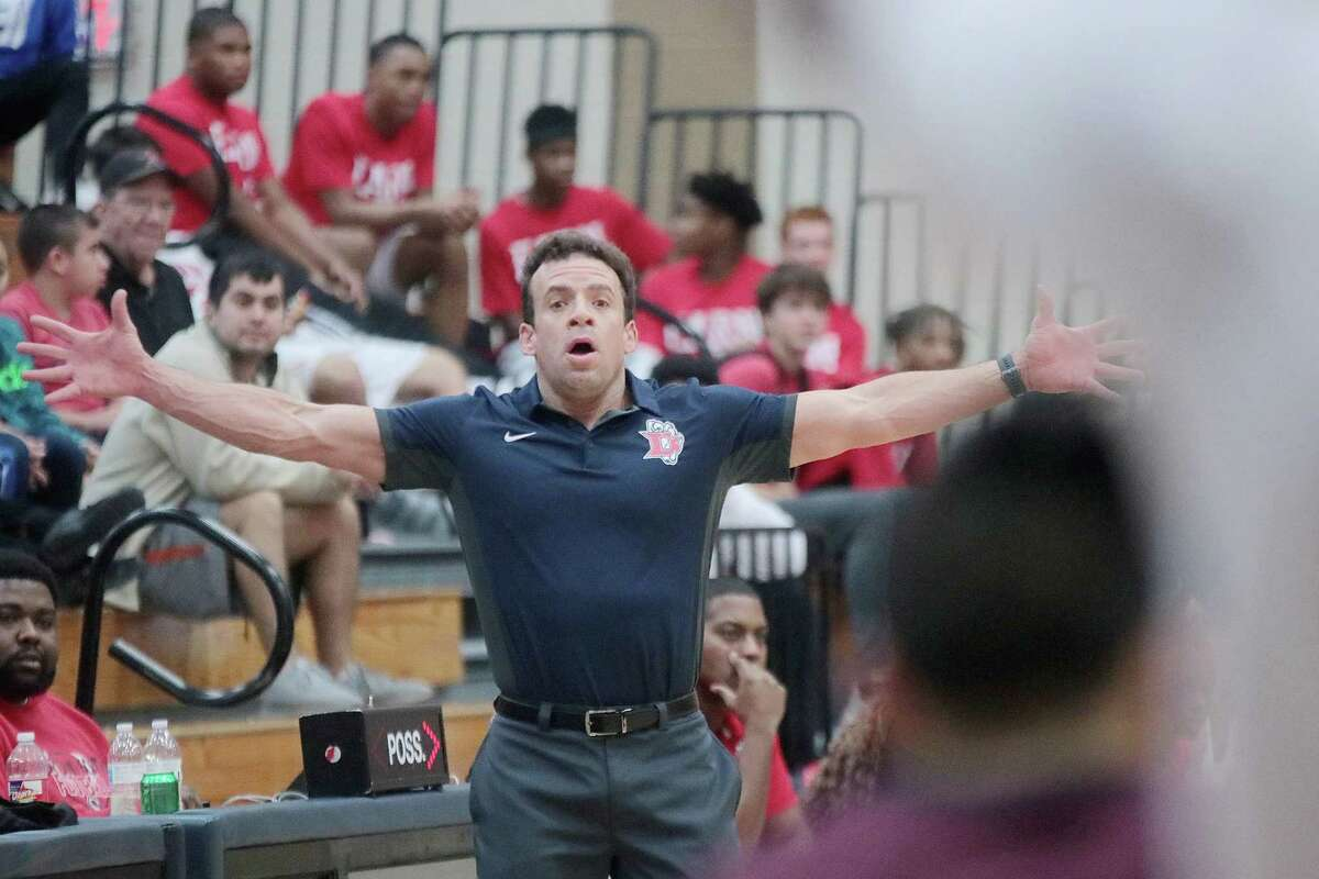 Dawson head coach Mark Barre has seen his team weather stringent protocols and tough opponents to take the early lead in the District 23-6A basketball race.