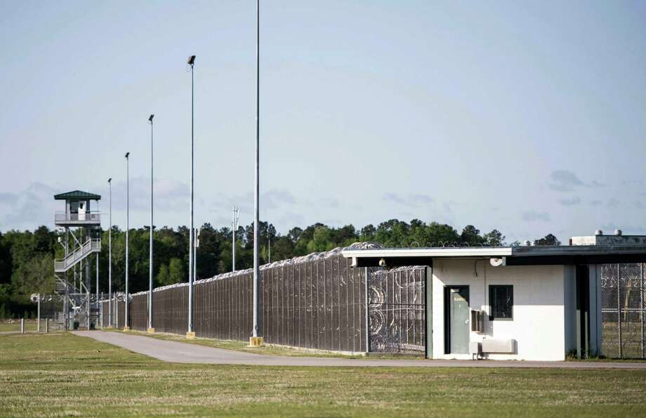 The Lee Correctional Institution in Bishopville, S.C., in April. A recent report details the mass incarceration occuring in the United States, disproportionately affecting minority populations. Photo: Sean Rayford /Associated Press / The Associated Press