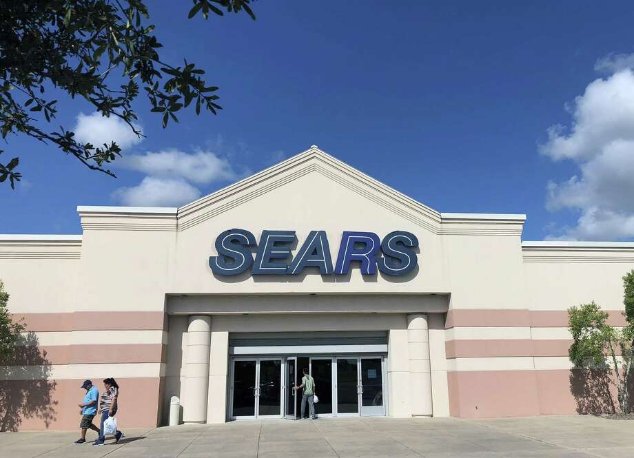 One of Sears' Houston-area locations is at Mall of the Mainland in Texas City. Photo: Bill Montgomery / Houston Chronicle
