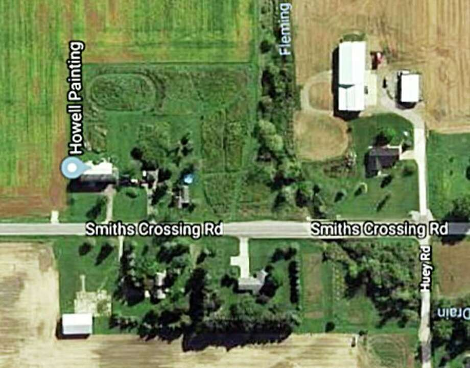 (Photo provided/DigitalGlobe, The County of Midland, USDA Farm Service Agency, Google Maps)