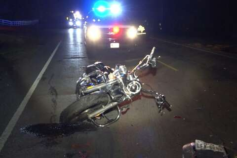 Motorcycle rider dies in crash near Magnolia - Houston Chronicle