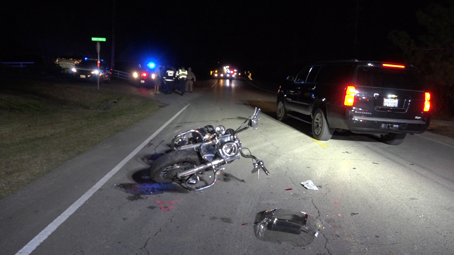 Motorcycle rider dies in crash near Magnolia - Laredo Morning Times