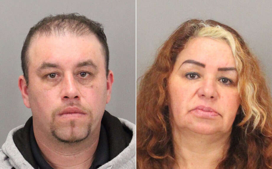 Mountain View residents Carlos Garza – also known by the names Gabino Galvez and Mynor Tobar – and his sister Evelia De Maria Galvez allegedly smuggled Guatemalan citizens as part of a sex and labor trafficking operation. Photo: Mountain View Police Department