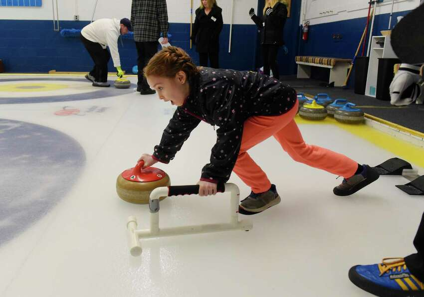 Albany Curling Club's winter open house will be held on Saturday at the Albany Curling Club, 117 W. McKown Rd., Albany. Get details.