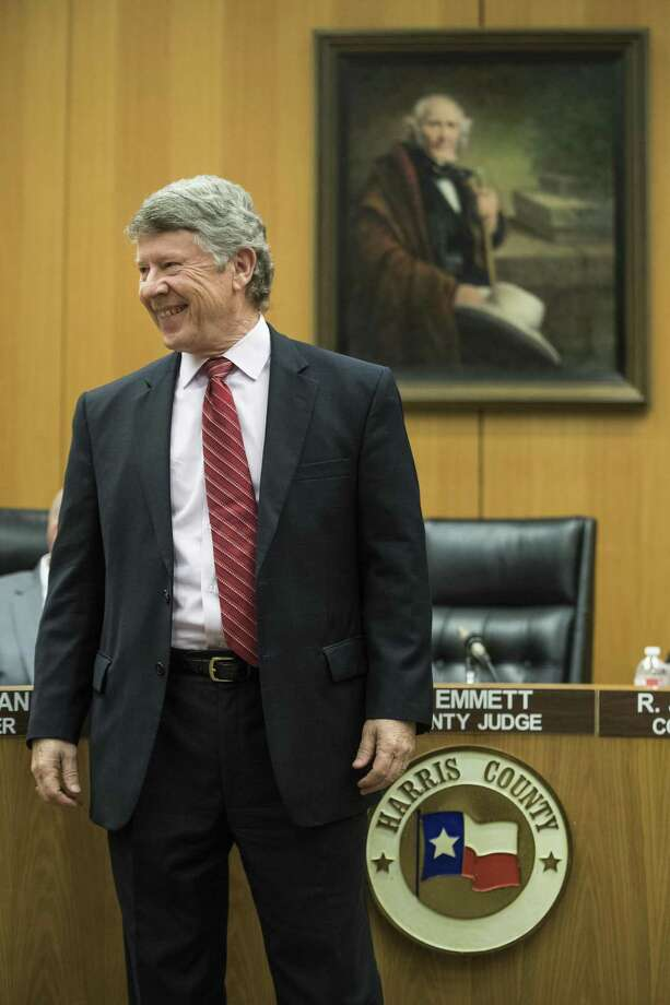 Ed Emmett After 11 years as County Judge, Emmett will step down from the post in January. He was defeated by political newcomer Lina Hidalgo in the November midterm elections. He earned a reputation as a steady hand during hurricanes and now plans to teach at Rice University. 