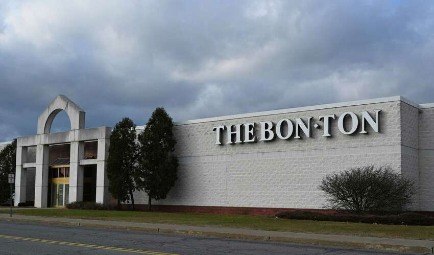 Exterior view of the Bon Ton department store based in the Wilton Mall Thursday Dec. 6, 2018 in Wilton, N.Y. (Skip Dickstein/Times Union)