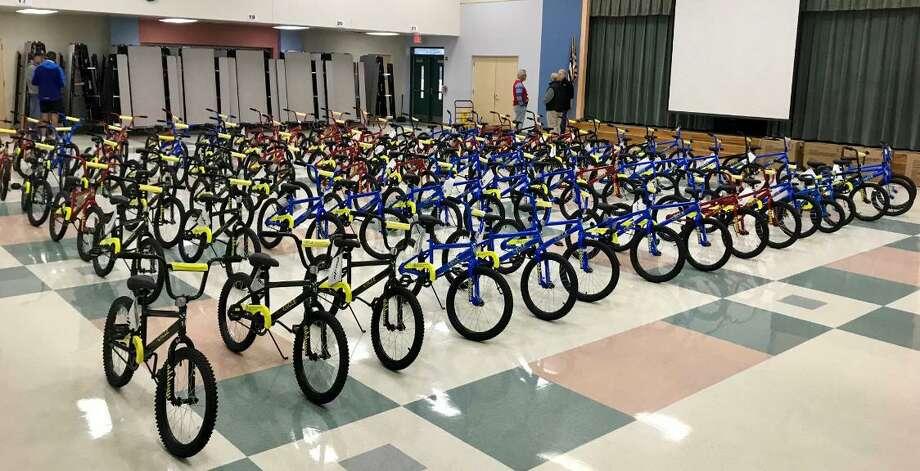 Good readers rewarded with bikes in FBISD - Westport News