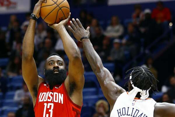 eb3d25c5e450 Rockets mailbag  Why does national media hate James Harden ...