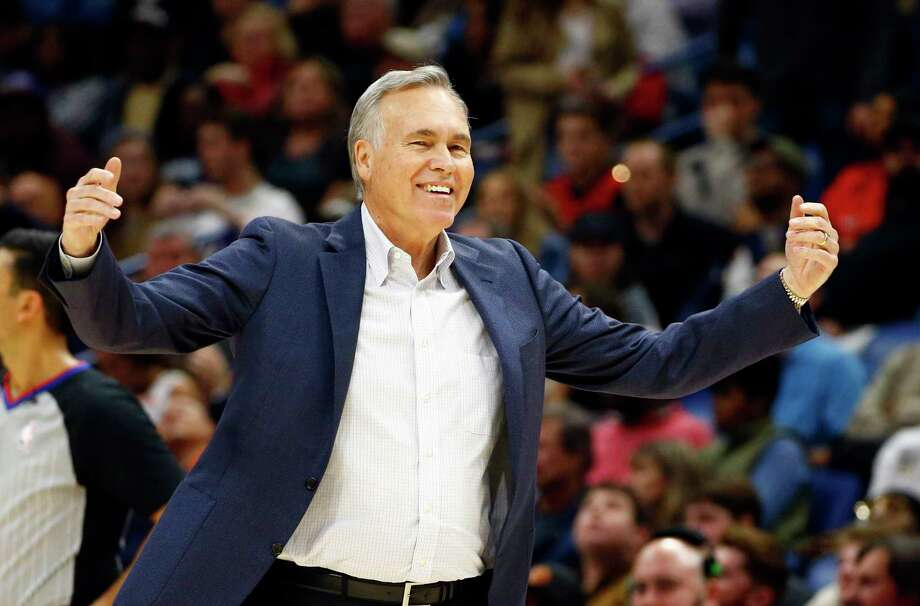 Rockets' Mike D'Antoni named Western Conference coach of ...