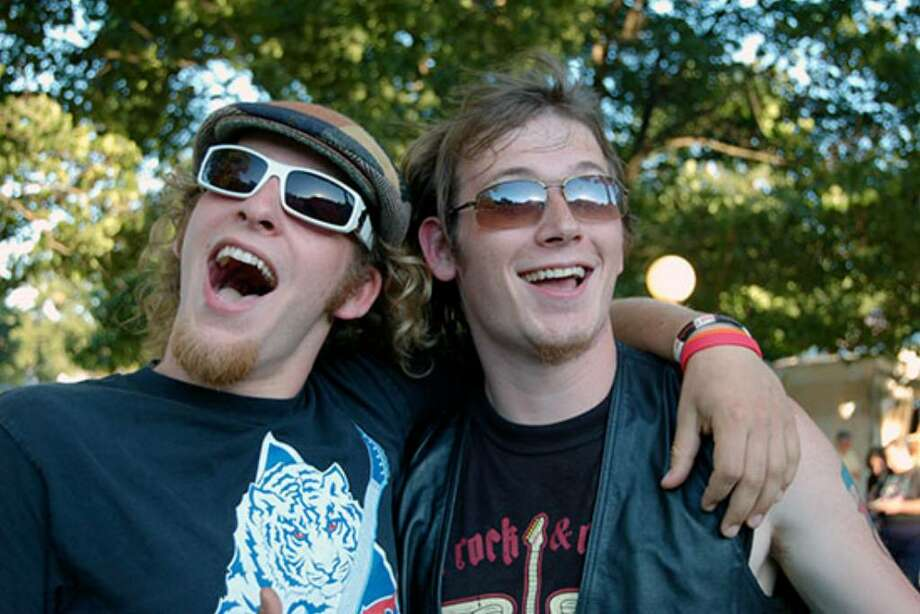Were you seen at Chicago and Doobie Brothers at SPAC? Photo: Leigh Ward
