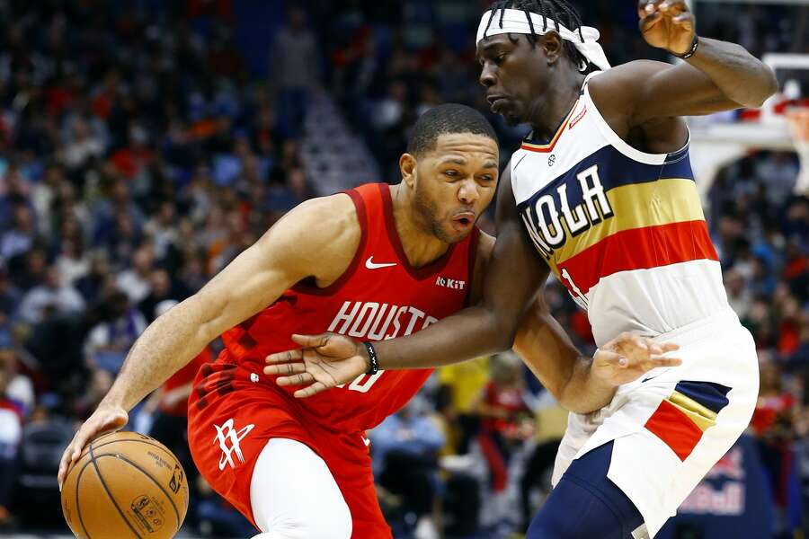 Rockets Unsure About Severity Of Eric Gordon S Knee Injury