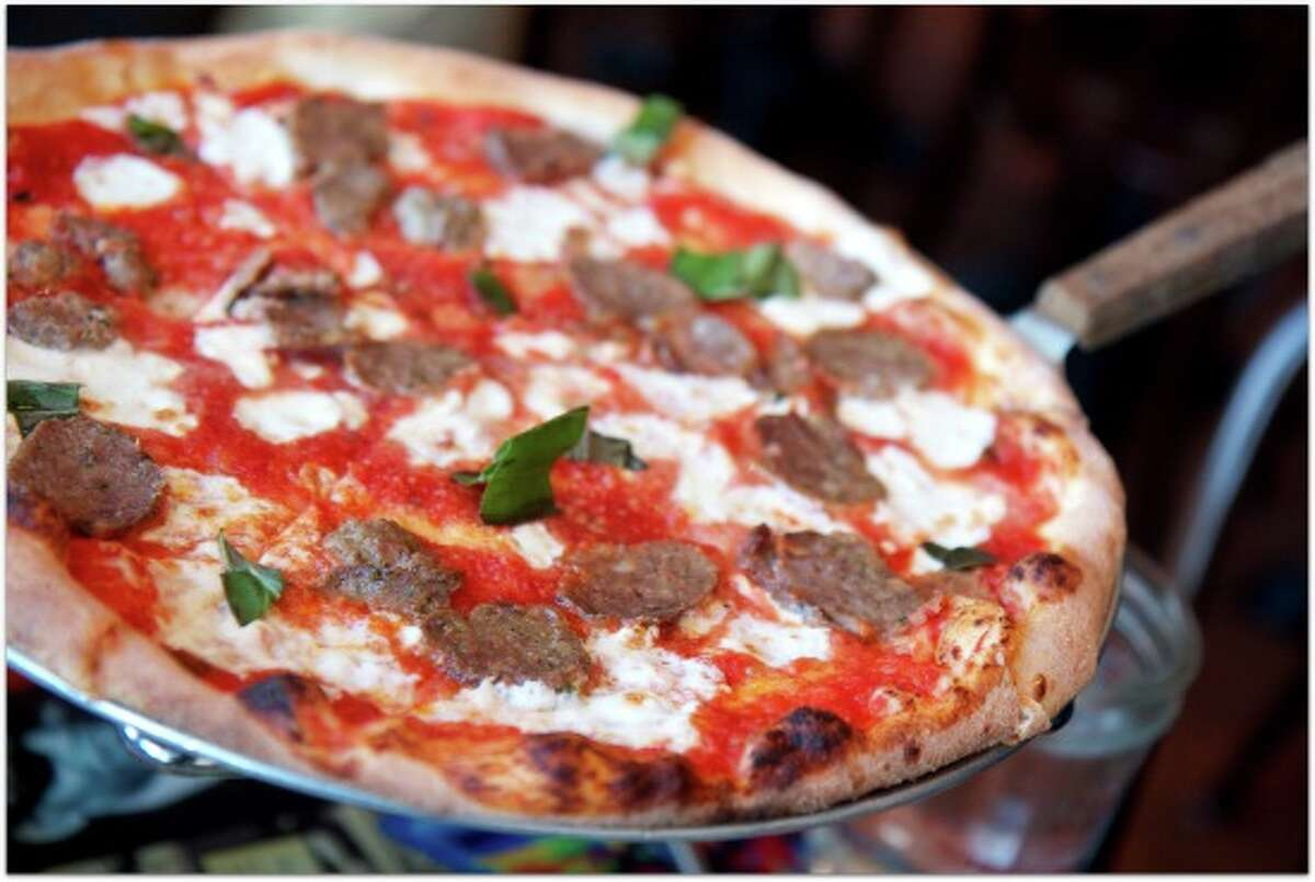 Coalhouse Pizza - Stamford A full BBQ buffet, unlimited wings and pizza, and a whole slew of specialty beers is what you can expect from Coalhouse Pizza's Super Bowl extravaganza. Did we mention it's only $45?