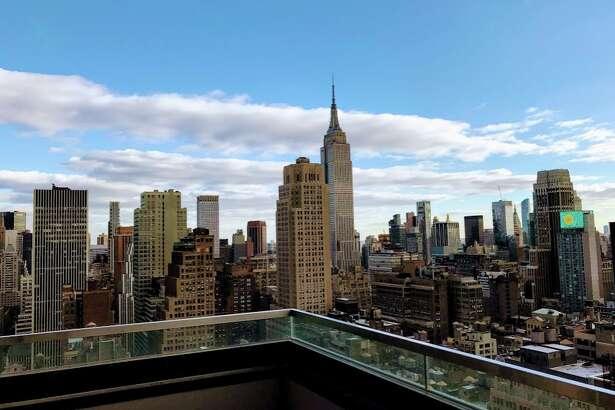 December trip to New York City