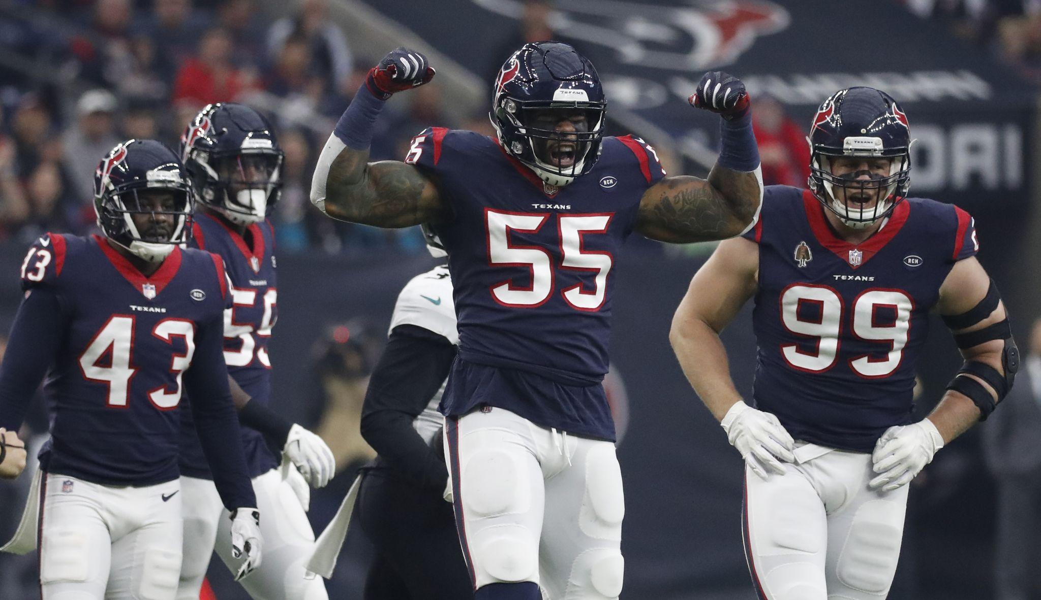 Texans vs. Jaguars: Houston Chronicle staff predictions