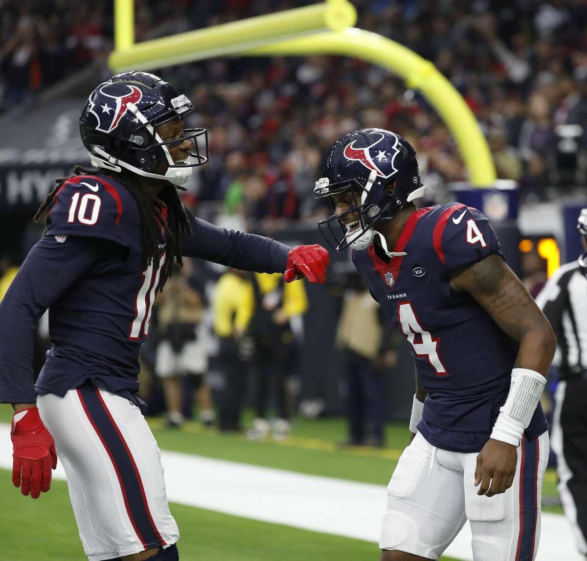 AFC SOUTH Houston Texans 8.5 wins