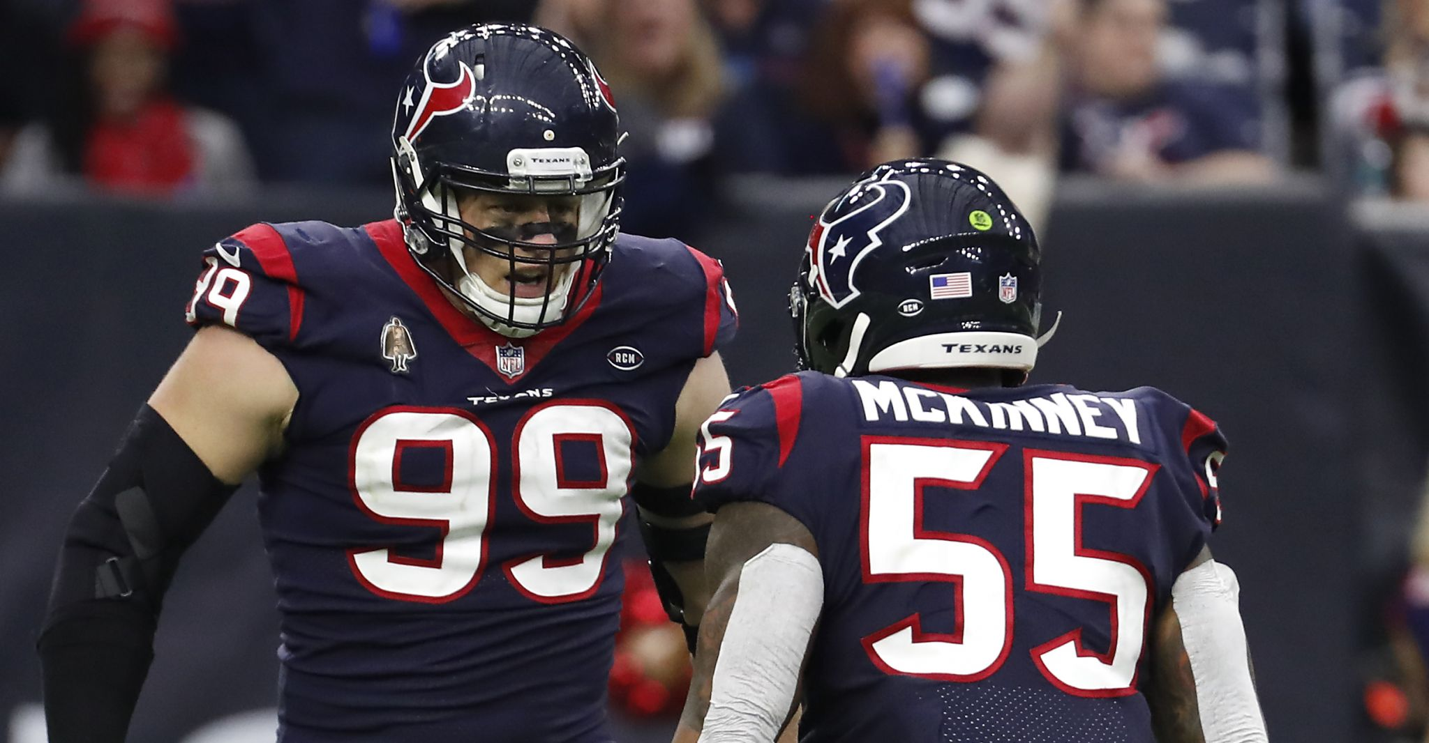 Breaking down the key stats from Texans 20, Jaguars 3