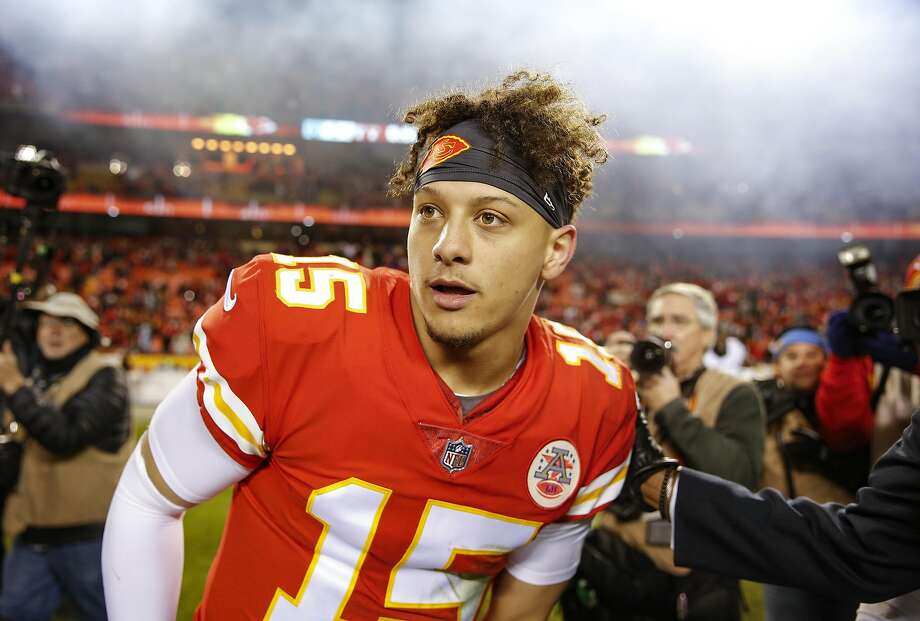 Patrick Mahomes was voted All_pro after a breakout year. Photo: David Eulitt / Getty Images