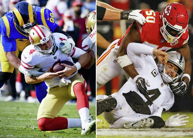 49ers' situation not good, but it's better than the Raiders'