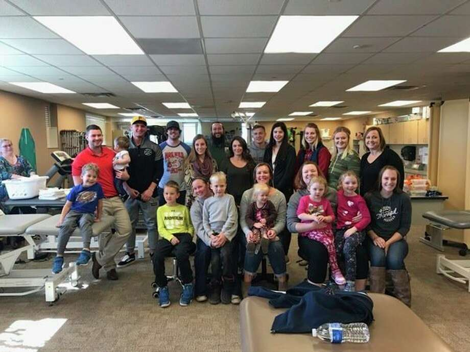 Mid Michigan College Physical Therapist Assistant students recently hosted their annual pediatric lab event. (Photo provided)