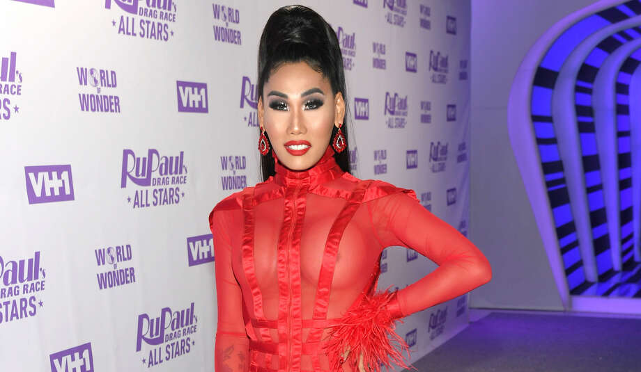 "Gia Gunn knows she made good TV on ""All Stars."" Photo: Mike Coppola/Getty Images"