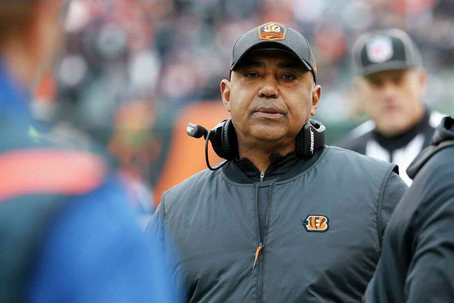 The Texans interviewed Marvin Lewis on Dec. 23. Photo: Frank Victores, Associated Press / Copyright 2018 The Associated Press. All rights reserved.