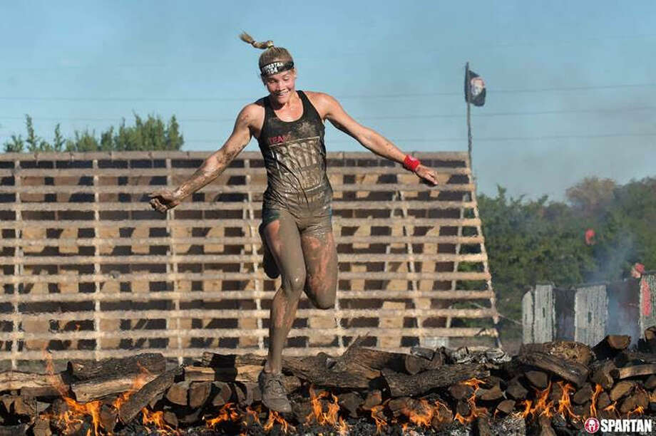 Christiana Rugloski is a competitor on 'The Titan Games' Photo: NBC
