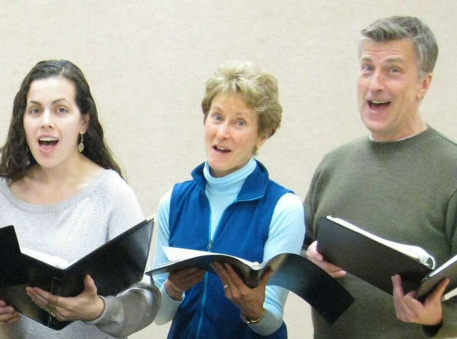 The Greenwich Choral Society will be holding auditions for singers interested in becoming a member of the area's premier choral group. Photo: Contributed / /