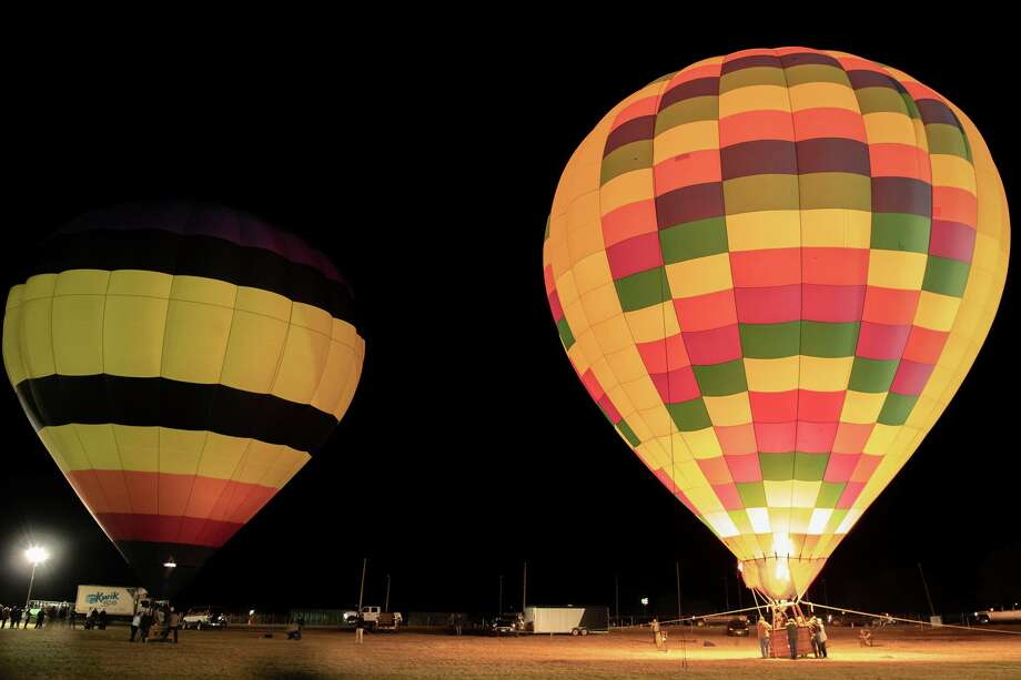 The Fredericksburg Texas Hot Air Balloon Festival and Victory Cup is returning to the Hill Country this fall. Nov. 29-30, the festival will bring polo matches, fashion, food and drinks, vendors and hot air balloon rides, weather permitting. Photo: Courtesy Of The Victory Cup