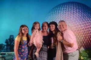 Jess McDonald and family