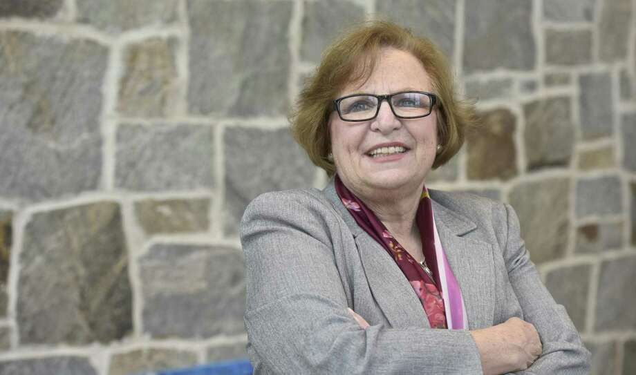 Pat Cosentino, incoming superintendent of schools for New Fairifeld. Thursday, June 7, 2018, Meeting House Hill School, New Fairfield, Conn. Photo: H John Voorhees III / Hearst Connecticut Media / The News-Times