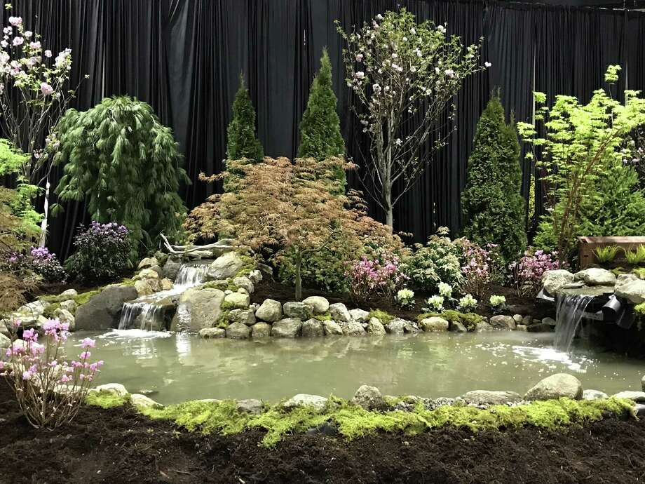 "he 38th annual ""Connecticut Flower & Garden Show""runs from Thursday, Feb. 21 through Sunday, Feb. 24 at the Connecticut Convention Center in Hartford. Photo: Contributed Photo"