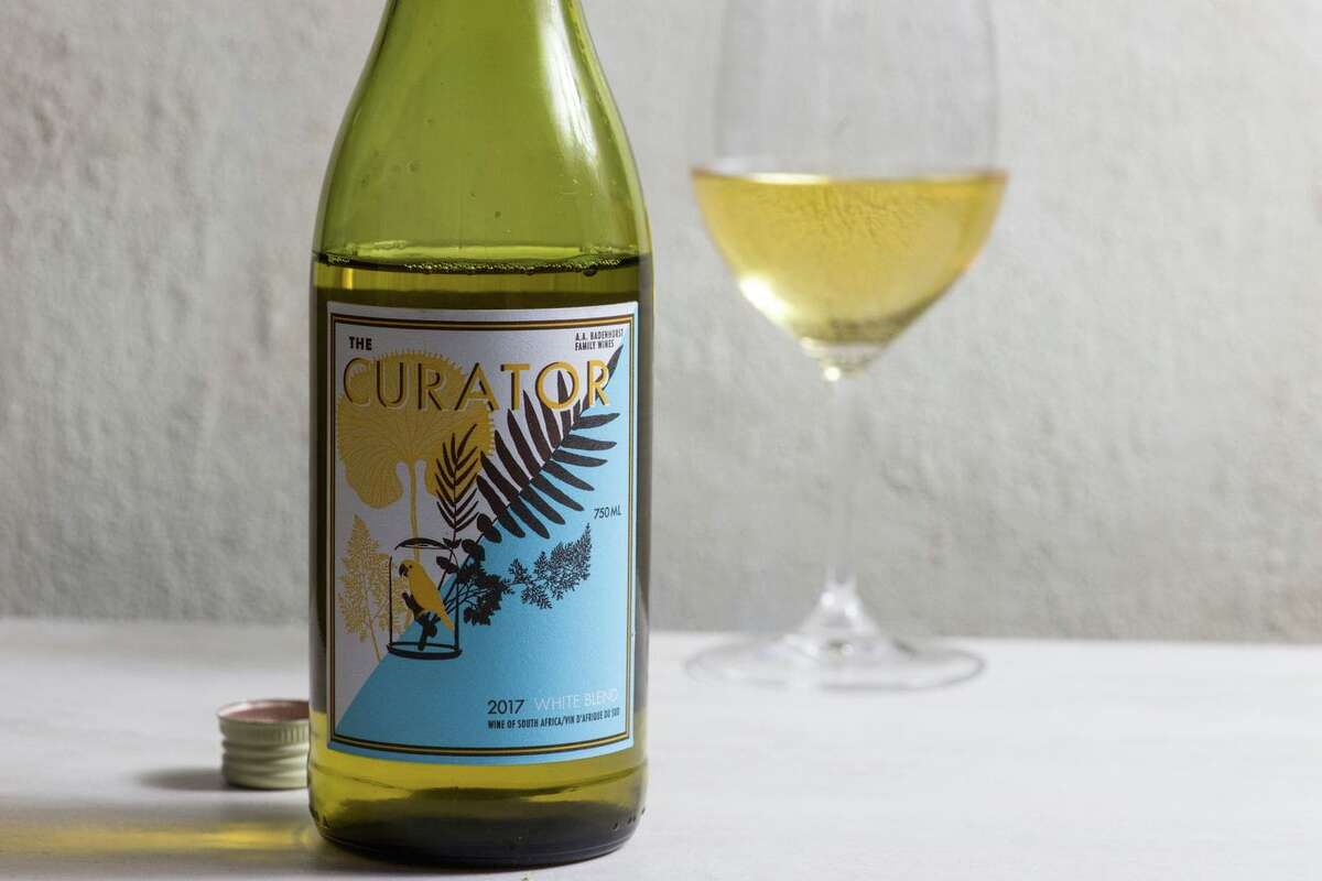 """2.A.A. Badenhorst Family Wines The Curator White Blend 2017 (3 stars) Swartland, South Africa, $11 I have not made a secret of my love for the wines of Adi Badenhorst, especially his Secateurs chenin blanc, which I have reviewed here for several vintages and regard as a perennial """"great value"""" at about $15. When I tasted the Curator, a blend of chenin blanc, chardonnay and viognier, I thought it was a more expensive wine in Badenhorst's line, but no, it is priced even lower. It floored me with its quality for the price, racy acidity, medium body and pure fruit unencumbered by oak. This is another """"patio pounder,"""" a """"table pounder,"""" whatever cliche you want to use for an exciting, inexpensive wine. The Curator red blend is also delicious and a great value, though the white has an edge IMHO. Run. Don't walk. ABV: 12.5 percent.  Imported by Broadbent Selections, distributed by Country Vintner: Available in the District at 1 West Dupont Circle Wine & Liquors, Grape Intentions, Manhattan Market, Pearson's, Rodman's; on the list at Millie's in Spring Valley. Available in Maryland at Beers & Cheers Too and Downtown Crown Wine and Beer in Gaithersburg, the Bottle Shop in Potomac, Georgetown Square Wine and Beer in Bethesda, Old Town Market in Kensington, Rodman's (White Flint), Wells Discount Liquors in Baltimore; on the list at Gertrude's in Baltimore. Available in Virginia at Cheesetique (Shirlington), on the list at Northside Social (Arlington, Falls Church)."""