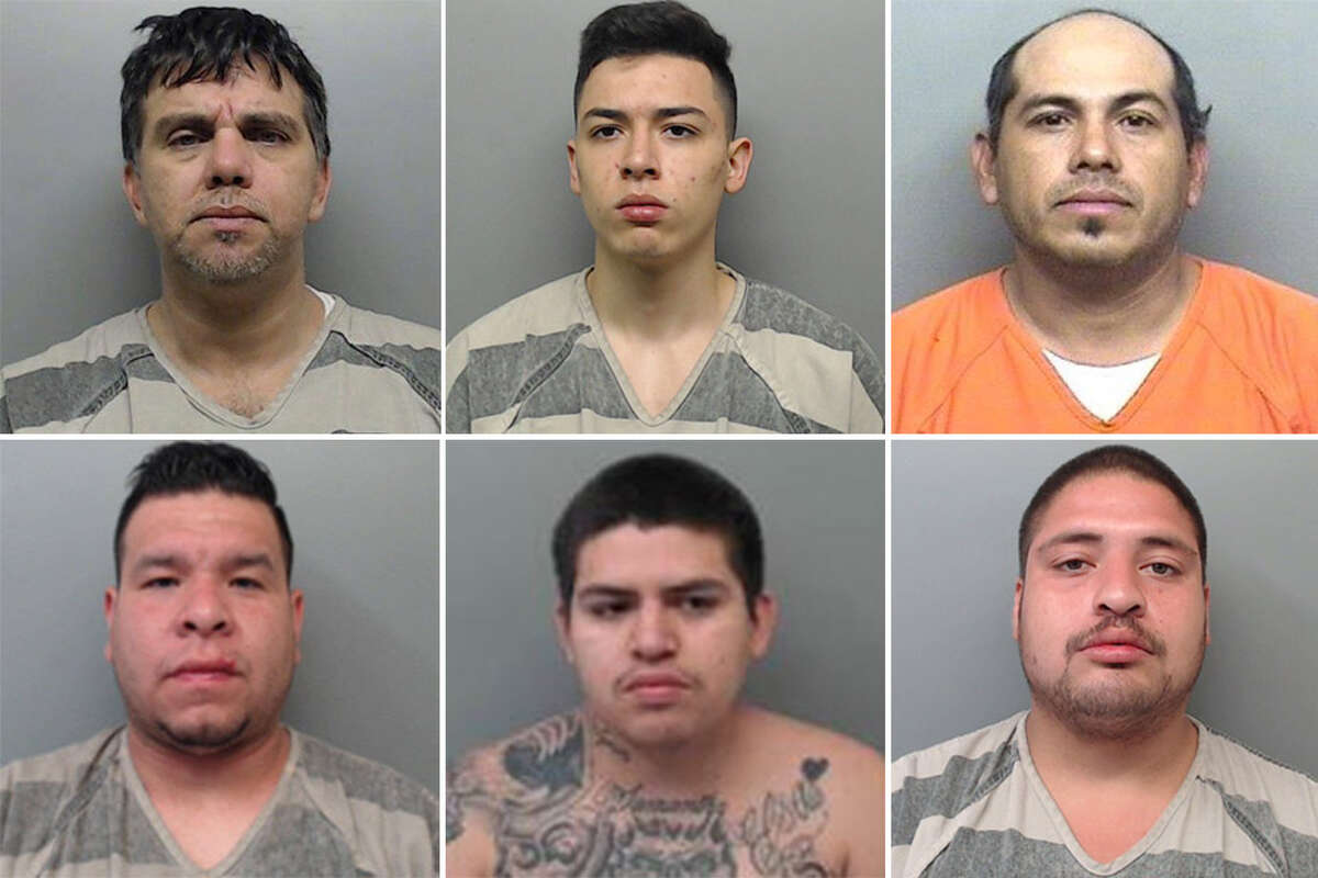Keep scrolling to see individuals arrested in Webb County in 2018 as a part of Operation GOTCHA 2018.