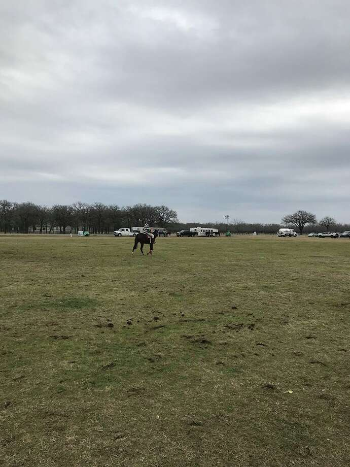 "Pictures taken by Rodney Stane show the Fredericksburg Hot Air Balloon Festival and Polo Match on Dec. 29. Stane said he and others drove four hours from Fort Worth and found it to be ""lackluster"" and very different from what was advertised. Photo: Courtesy Of Rodney Stane"