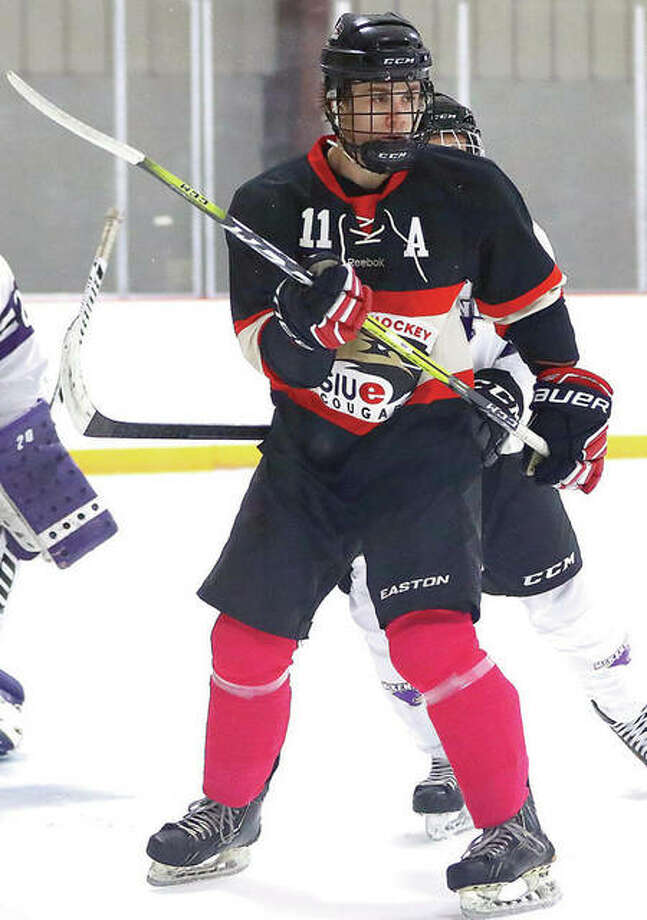 SIUE's Andrew Bond leads his team in scoring with 15 goals and 17 assists. Photo: Telegraph File Photo