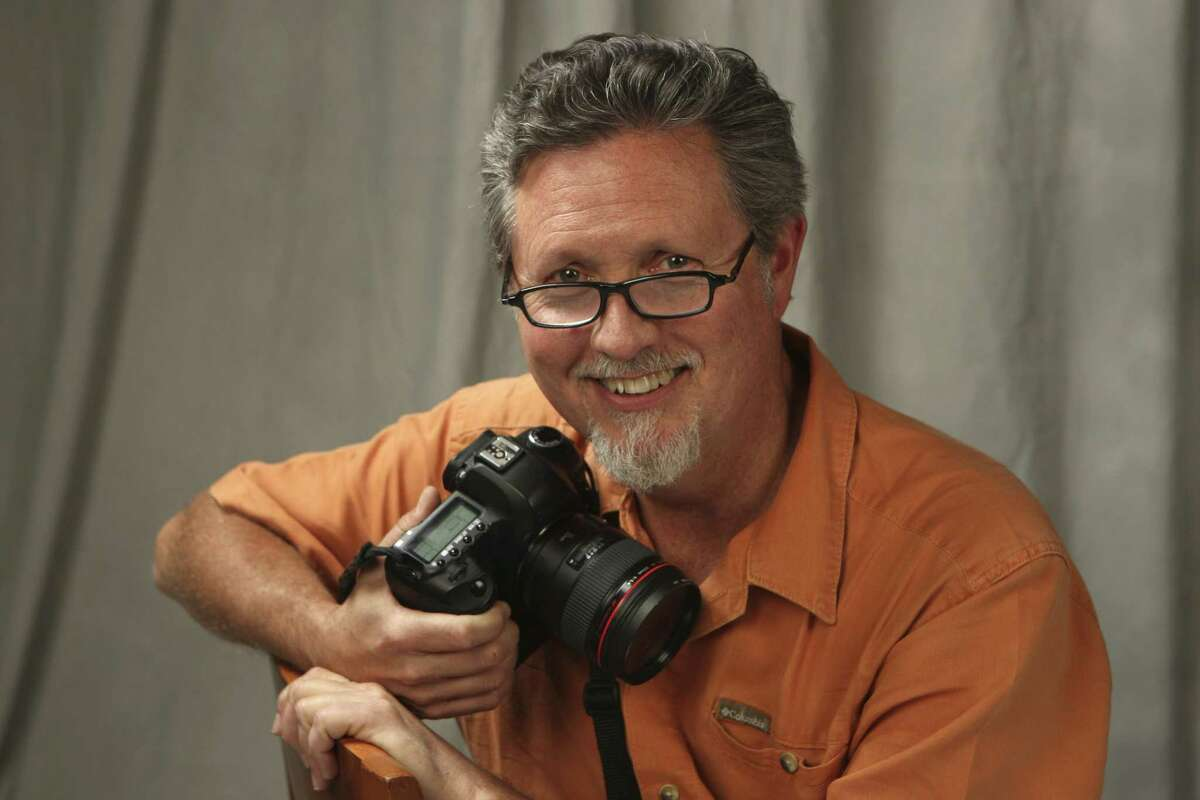 San Antonio Express-News Staff Photographer Bob Owen