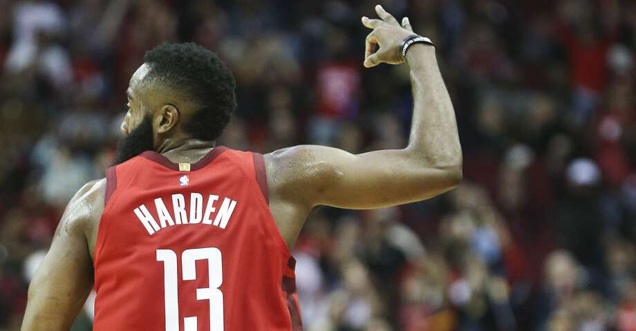 james harden s 43 point triple double carries rockets past grizzlies